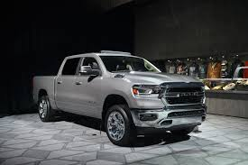 100 Ram Truck 1500 2019 Pickup Has 48volt Mild Hybrid System For Fuel Economy