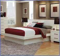 Alsa Queen Platform Bed by Laguna Full Platform Bed With Headboard Black Woodgrain Home