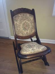 Wooden Hand Carved Antique Rocking Chair Embroidered Seat And Unique ... Sold Antique Mission Style Rocking Chair Refinished Maple And Leather Adams Northwest Estate Sales Auctions Lot 12 Vintage Wood Mini Rocker 3 Vintage Wood Carved Rocking Chairs Incl 1 Duck Design Seat Tell City Company Love Seat Projects In Childs Wooden Refurbished Autentico Bright White Victorian W Upholstered Back Wooden Chair Ldon For 4000 Sale Shpock With Patchwork Design On Backrest Batley West Yorkshire Gumtree Child Doll Red Checked Fabric