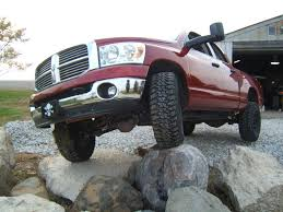 How Big A Tire Can You Get On Your Stock Ram? - Diesel Army