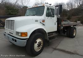 1999 International 4700 Dump Flatbed Truck | Item DB0526 | S... 1999 Intertional Dump Truck With Plow Spreader For Auction Auto Ended On Vin 3hsdjsjrxcn5442 2012 Intertional Paystar 5000 Dump Truck Item K1412 So Forsale Kc Whosale 9200 Gypsum Express Ltd Tanker Used Details Truck Bodies For Sale 4900 Rollback For Sale Or Lease 4700 Elliott L55 Sign M122351 Trucks Cab Des Moines Ia 24618554 Front Door Glass Hudson Co 1997 1012 Yard Sale By Site