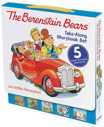 Berenstain Bears Christmas Tree Dvd by Reviews The Berenstain Bears Take Along Storybook Set Dinosaur