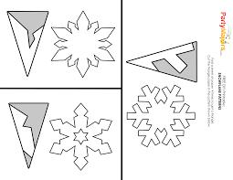 DIY Make Easy & Pretty Paper Snowflakes – Party Majors