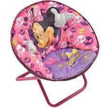 minnie mouse saucer chair walmart com