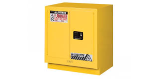 Flammable Liquid Storage Cabinet Location by Under Fume Hood Flammables Cabinets Yellow