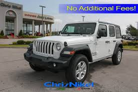 New Jeep Wrangler For Sale In Tulsa, OK 74136 - Autotrader Garbage Trucks For Sale At Tulsa City Surplus Auction Youtube Linkbelt Hc138 Oklahoma Year 1971 Used Link Ford F250 Sale In Ok 74136 Autotrader Route 66 Chevrolet Is Your Chevy Resource The Broken Ram 2500 Gmc Canyon 2014 Cadillac Srx For Cargurus Cars 74145 Carpros Of Honda Ridgeline Lexus New
