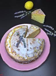 zitronen saure sahne kuchen backen mit leidenschaft