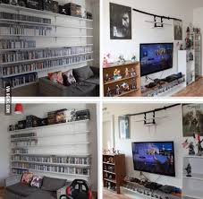 42 Best Gaming Room Images On Pinterest