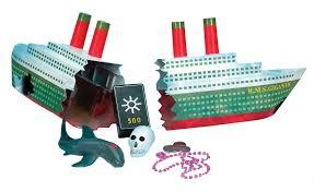 Lego Ship Sinking 3 by Amazon Com Ship Wreck Pool Dive Game Toys Garden U0026 Outdoor
