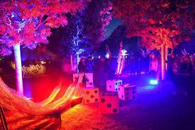 mystische nächte 2018 im park der gärten hagen
