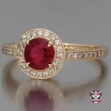 deco ruby and ring deco burma ruby engagement ring sweet lord i d this