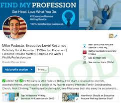 10 Best LinkedIn Profile Writing Services (List) Aerospace Aviation Resume Sample Professional 10 Best Linkedin Profile Writing Services List How To Write A Great The Complete Guide Genius Lkedin Service Cute Rewrite Your Writers Admirably Famous Career Coaching Writer Services In New York City Ny Top 15 Job Search Experts Follow On For 2018 Guru Advising Lkedin Writing Services 2019