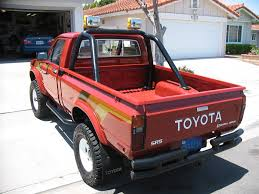 100 1983 Toyota Truck 44 S Tonys Terra Cotta 83