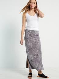 tumble jersey maxi skirt skirts white stuff