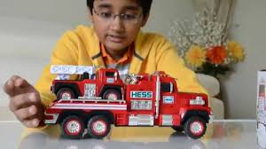 Hess 2015 - Hess Fire Truck And Ladder Rescue - YouTube Gas Oil Advertising Colctibles Amazoncom 1995 Hess Toy Truck And Helicopter Toys Games 2000 2002 2003 Hess Trucks Truck Racecars Rescure 1993 Texaco Ertl Bank Texaco Trucks Wings Of Mini 1994 Rescue Video Review Youtube Space Shuttle Sallite 1999 Christmas Tv New Seasonal Partner Inventory Hobby Whosale Distributors 2017 Truck