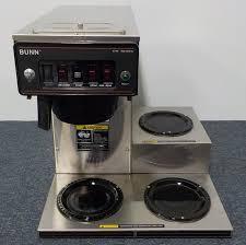 Bunn CW Series 3 Burner Coffee Pot