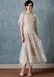 1920S Wedding Vintage 1920 S Dress Style Dresses Lace Themed
