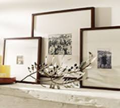Wood Gallery Oversized Mat Frames