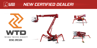 New Dealer: Work Truck Direct Equipment - All Access Equipment