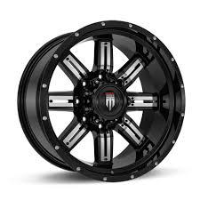 Red Truck Wheels | Red Truck Rims | Red & Black Truck Wheels & Rims