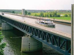 100 Magdeburg Water Bridge Way Junction