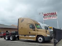 100 Brother Truck Sales 2012 FREIGHTLINER CASCADIA 125 For Sale In Fontana California