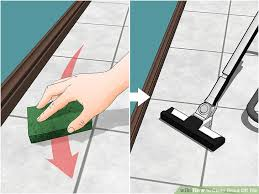 4 ways to clean grout off tile wikihow
