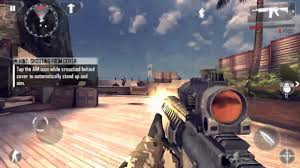 modern combat 4 zero hour android gameplay