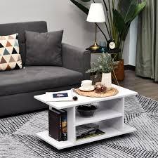 homcom fernsehtisch tv rack tv bank lowboard rollbar vielseitig mehrzweck wohnzimmer schlafzimmer spanlatte in weiß 80 x 40 x 40 cm