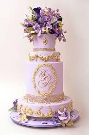 02 17 Rustic Ideas Plum Pretty Sugar Decorated CakesPurple Wedding