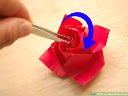 Origami Flower Paper