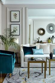 100 Interiors Online Magazine Tropics In Moscow Stylish Apartment For Young Woman 46 Sqm