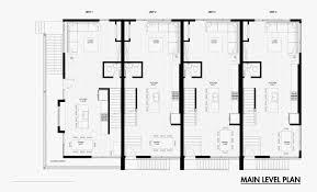 100 Townhouse Design Plans Row Houses Elegant Emerson Rowhouse Meridian 105