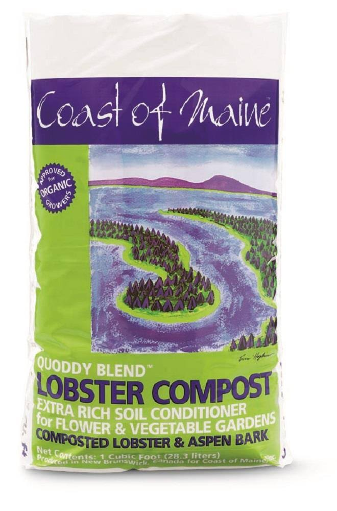Coast Of Maine Lobster Compost Soil Conditioner