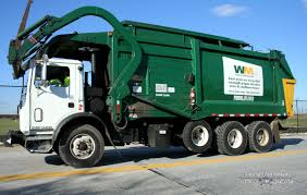 Garbage Trucks: Wm Garbage Trucks
