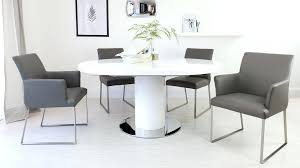 Small Modern Dining Room Sets Table Cheap Round Kitchen With Leaf Formal