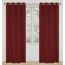 Eclipse Thermalayer Curtains Grommet by 95 Inch Curtains Panels