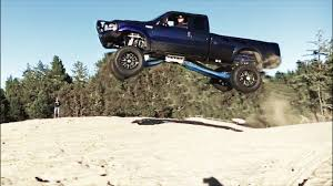 Best Badass Diesel Trucks Of Insta #57 || Flying Ford F250 ...