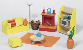 puppenhausmöbel wohnzimmer holz puppenmöbel einrichtung