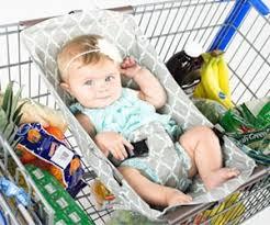 siege caddie bébé supermarché comment occuper bébé en courses 0 1 an les