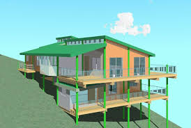 Steep Slope House Plans Pictures by House Plans For Steep Slopes Australia House Plan