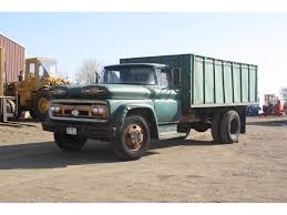 100 Used Grain Trucks For Sale 1961 CHEVROLET C60 Jackson MN 116717004 Equipmenttrader