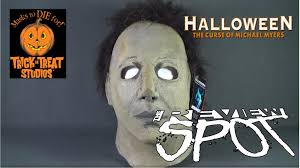 Michael Myers Actor Halloween 5 by Collectible Spot Trick Or Treat Studios Halloween 6 The Curse Of