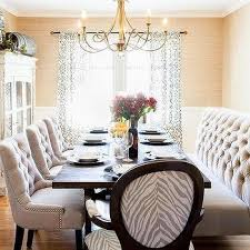 Upholstered Dining Room Bench With Back Regard To Tufted Katalog