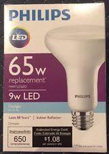 philips br30 led light bulbs ebay