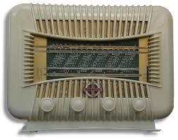 1953 ducretet thomson model l 624 radio antique