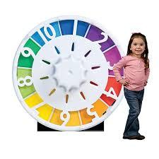 Hasbro Life Spinner Standee