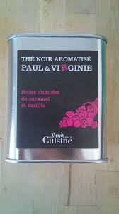du bruit dans la cuisine thé paul et virgine de la marque du bruit dans la cuisine l