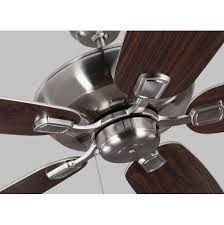 Hunter Prestige Windemere Ceiling Fan by Monte Carlo Fans 5csm60bs At Home Lighting Transitional None