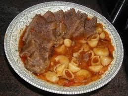 cuisiner paleron paleron de bœuf à la tomate la recette du dredi